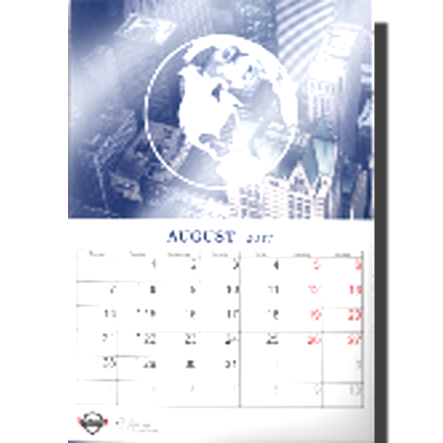 Custom Calendars
