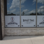 Window graphics inform, protect, ad privacy and cool the interior.